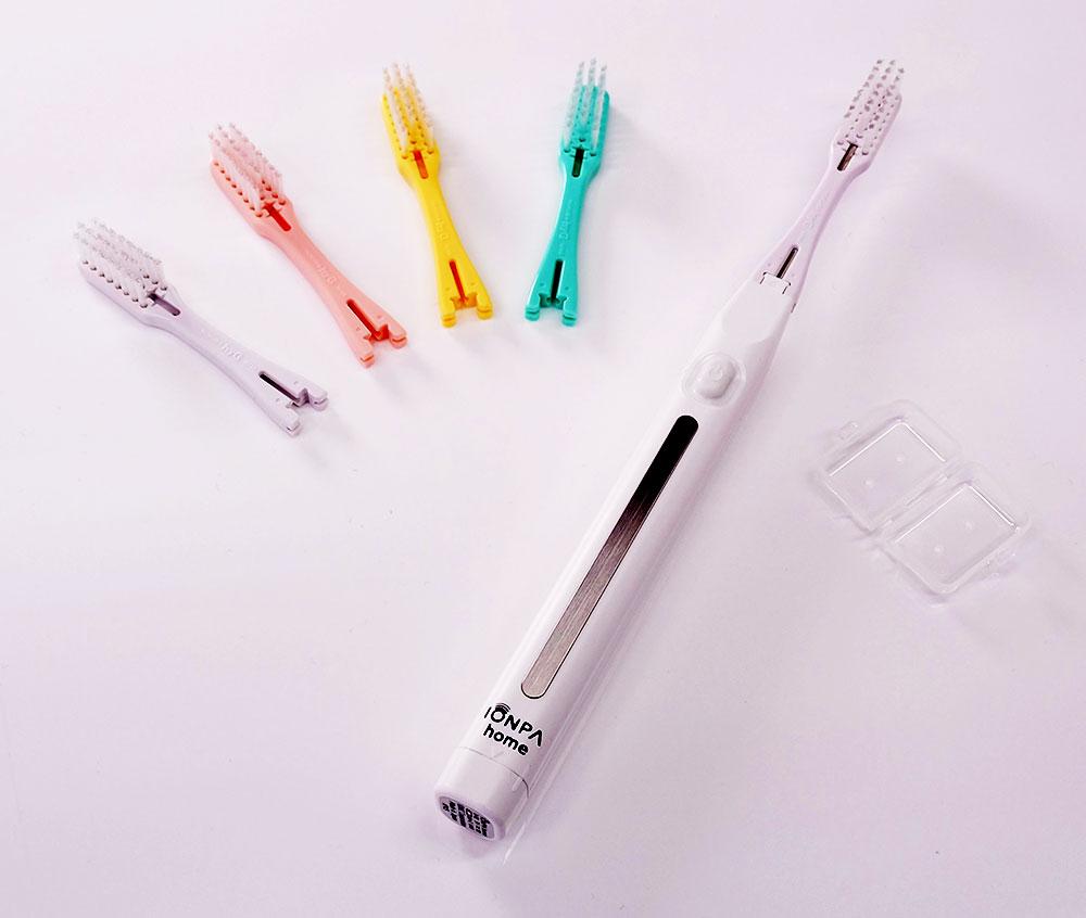 音波振動電子歯ブラシ ハイジイオンパ ホーム(M)のセット内容